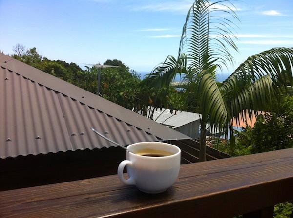 à la Réunion : reconnexion avec la nature