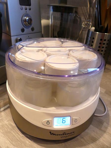 yaourtière moulinex