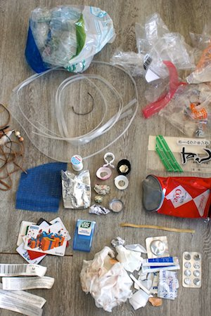Nos déchets de janvier