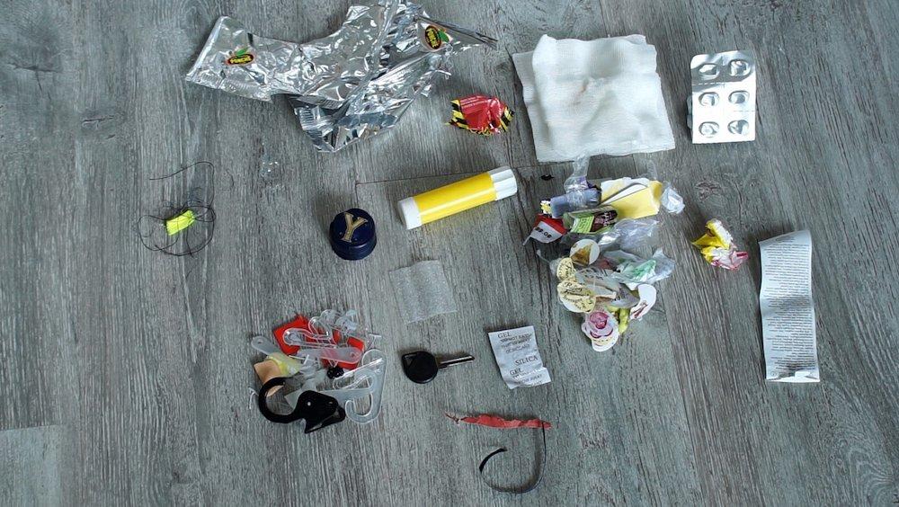 inventaire poubelle